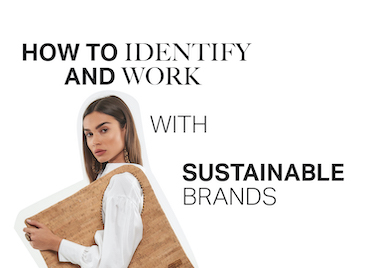 How to identify and work with sustainable brands