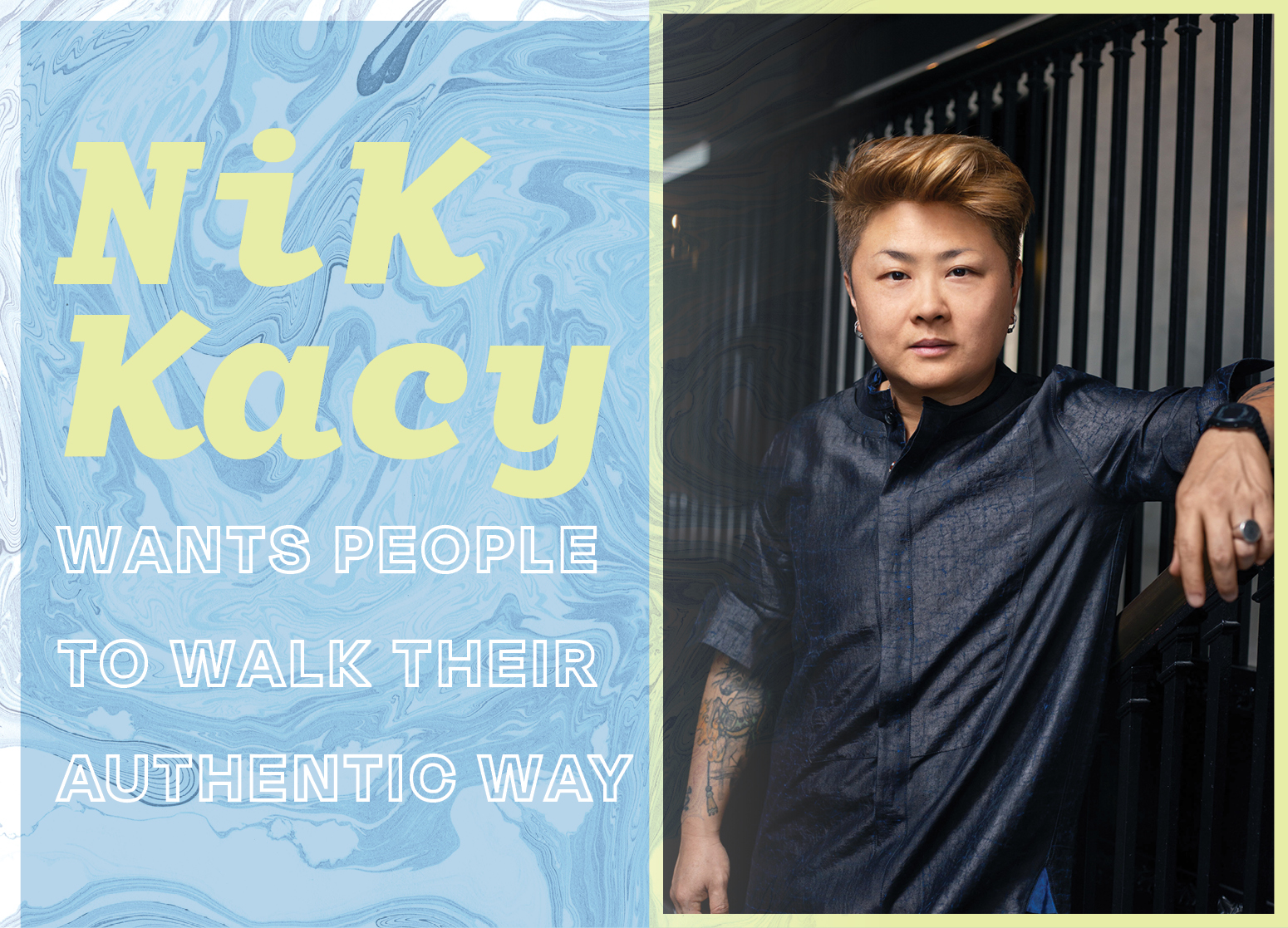 MICAM - NiK Kacy Brand Interview