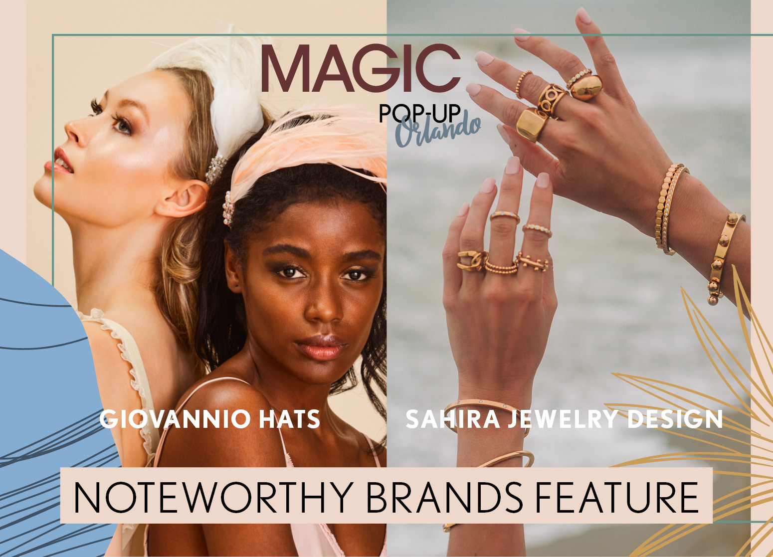 MAGIC Pop - Up Orlando Noteworthy Brands