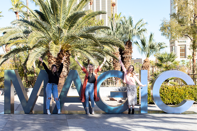 MAGIC Brings Fashion Community Together in Las Vegas | MAGIC Las Vegas Fashion Trade Show