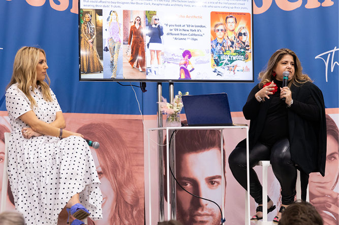 Talking Trend with Fashion Guru, Kelly Helfman | MAGIC Las Vegas Trade Show